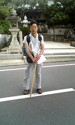 38番札所金剛福寺到着