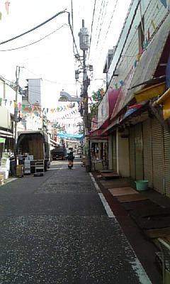 旧東海道に合流
