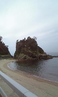 奥の細道〜日本海二日目